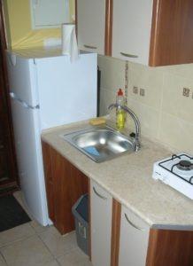 Aneks kuchenny - domek dolny